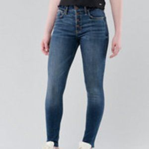 Hollister Junior High-Rise Super Skinny Jeans